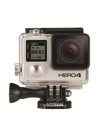 GoPro - Hero4 Black Adventure Kamera